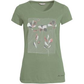 VAUDE Skomer Print T-Shirt Femme, cedar wood
